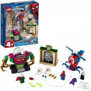 LEGO Marvel Spider-Man 76149 Amenaza de Mysterio