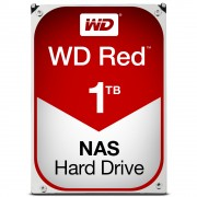 Western Digital WD Red NAS HDD 1TB 3,5' SATA 64MB 5400RPM