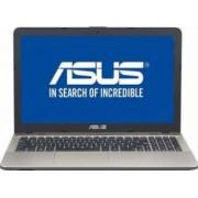 Laptop Asus VivoBook Max X541NA-GO120 Intel Celeron N3350 pana la 2.4Ghz 500GB 4GB HD Chocolate Black
