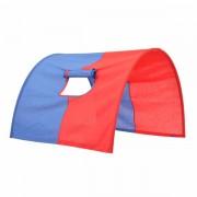 Tunel za krevet Plava/Crvena