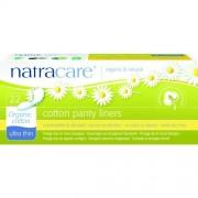 Absorbante organice zilnice ultra-subtiri Natracare 22 buc.