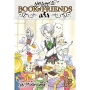 Natsume's Book of Friends, Vol. 18 by Yuki Midorikawa