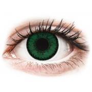 Blue Aquamarine contact lenses - SofLens Natural Colors - Power