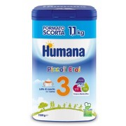 Humana Italia Spa Humana 3 1100g Natcare Mp