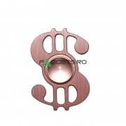 Fidget Spinner Dollar Rose Gold
