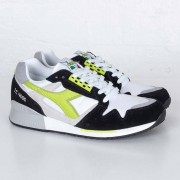 Diadora ic 4000 nyl White/Acid Green
