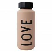 Thermosflasche Special Edition Nude Design Letters