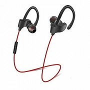 KSS QC-10 Wireless Stereo Running Sports Bluetooth Jogger Headset- (Assorted Color)