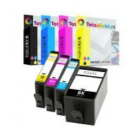 Inkt voor HP Officejet Pro 6230 Multipack 4x huismerk