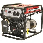 Generator de curent electric Senci SC-3500, 3100 W, monofazat, benzina