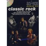 Music Sales Play-Along Guitar Classic Rock