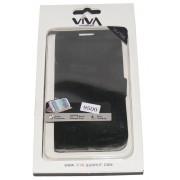 Калъф Viva за Samsung i9500/i9505 Galaxy S4 Черен