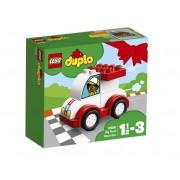 Set de constructie LEGO DUPLO Prima mea masina de curse