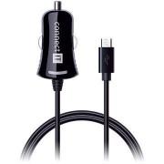 CONNECT IT InCarz töltő micro USB kábel 1,5 méter, fekete