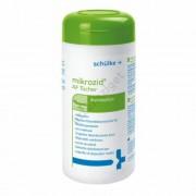 Alkoholos felületfertőtlenítő kendő, 150 lap, Mikrozid AF liquid