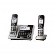 Teléfono Inalámbrico Panasonic 1.9 GHz KX-TGF372M