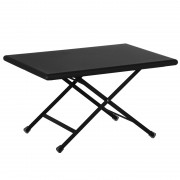 Emu Arc en Ciel Folding Coffee Table salontafel black 70x50
