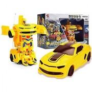 Autobots Bumblebee Clans 360 Degree Robot Robot Remote Control Car