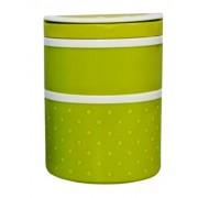 Hermetický Lunch Box 1,5 litru se sklopnou rukojetí Eldom TM 155 Green