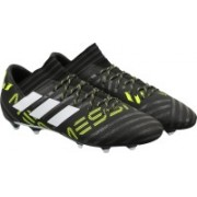 Adidas NEMEZIZ MESSI 17.3 FG Football Shoes For Men(Black)