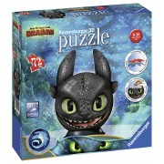 PUZZLE 3D DRAGONS III, 72 PIESE - RAVENSBURGER (RVS3D11145)