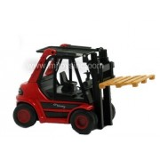 "5.5""L DISPLAY FORK LIFT TRUCK 1:60 Scale Die Cast. ASSORTMENT OF COLORS. COLOR MAY VARY"