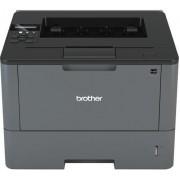 Imprimanta Brother HL-L5200DW, laser alb/negru, A4, 40 ppm, Duplex, Retea, Wireless