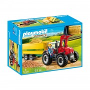 PLAYMOBIL COUNTRY 70131 GROTE TRACTOR