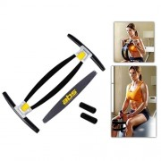 Aparat fitness pentru brate, abdomen si coapse Gold's Gym ABS
