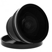 Digital Nc Extreme Fisheye Lente para Nikon D3500 (0,18 x)