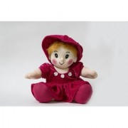 Baby Doll Girl Pram Baby Rani Color by Lovely Toys