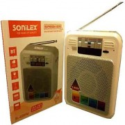 SOUND MASTER SERIES BLUETOOTH SPEAKER WITH TF CARD USB PLAYER FM RADIO AUX CABLE SUPPORT