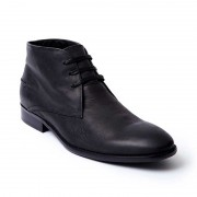 Croft Dylan Shoes Black FLP546