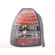 FK-Automotive LED Feux arrieres pour Honda Civic 4-portes (type EJ9 / EK1 /2/3) An 96-98, clair/rouge