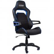 Nitro Concepts E220 Evo Gaming Chair Black/Blue NC-E220E-BB