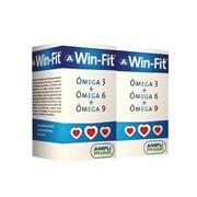 Win-fit ómega 3, 6 e 9 30cápsulas oferta 30cápsulas - Win Fit