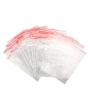 100pcs Self Adhesive Seal High Quality Plastic Opp Bags (18x26cm)(Transparent)