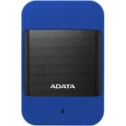 ADATA AHD700 2 TB External Hard Disk Drive(Blue, Black)