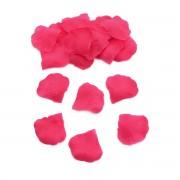 Confetti petale roz inchis de trandafir