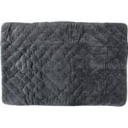 DAY Home Velvet Quilted Kuddfodral 40X60 cm Agath green