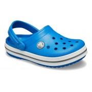 Crocs Crocband™ Klompen Kinder Bright Cobalt / Charcoal 28