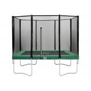 Salta Trampolines Combo Vierkant - 214x305 cm - Groen