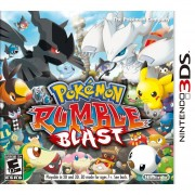 Pokemon Rumble Blast - 3DS - Sniper