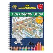 Jan van Haasteren - Kleurboek - vol. 2