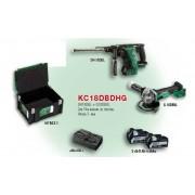 Hitachi 18V csomagok (KC18DBDHG)