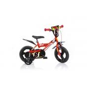 "Bicicleta copii DINO BIKES 123GLN, Roti 12"", PRO Cross"