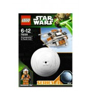 Lego Planets Snowspeeder and Hoth