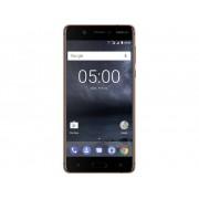 Nokia 5 Dual-SIM LTE smartphone 13.2 cm (5.2 inch) Octa Core 16 GB 13 Mpix Android 7.1 Nougat Koper