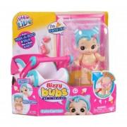 Muñeca Bizzy Bubs Con Accesorios Habla Y Gatea - 28452