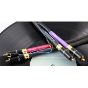 Cablu Interconect Tellurium Black Diamond TT RCA 1.5 metri